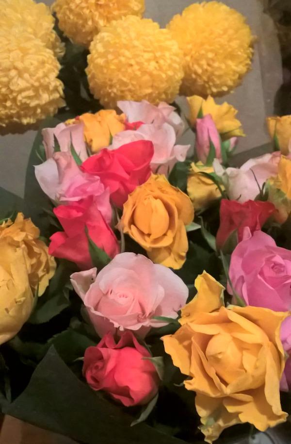 Лучшие цветы на день рождения женщине
