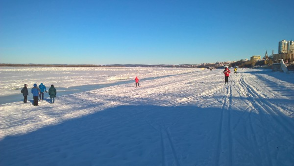 Лучший отдых зимой