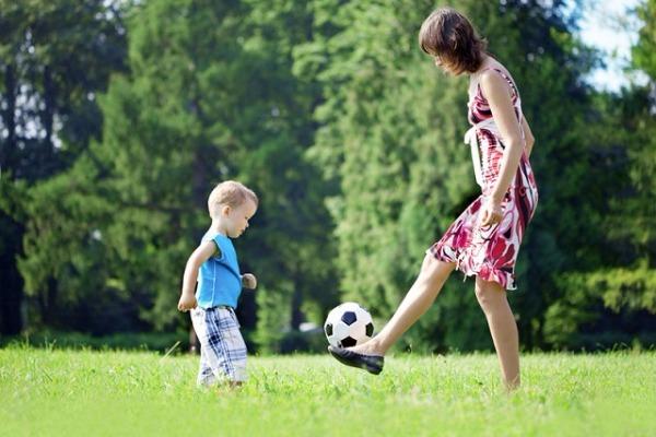 Преимущества женщины с сыновьями